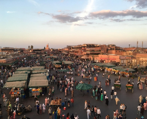 48 uur in Marrakesh